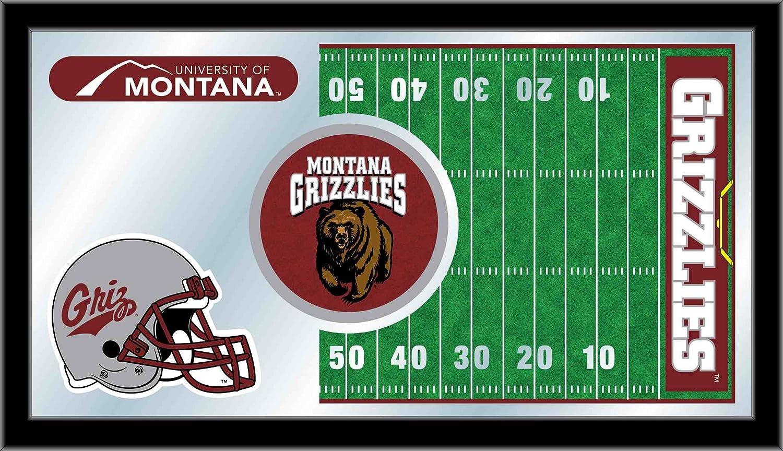 Holland Bar Stool NCAA University of Montana 15 x 26-Inch Football Mirror