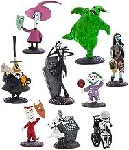 Disney Tim Burton's The Nightmare Before Christmas Deluxe Figure Play Set