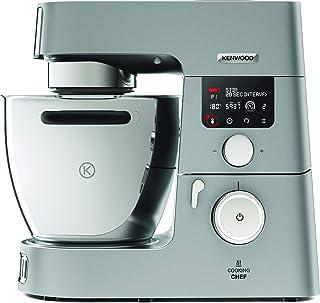 Kenwood 凯伍德美食烹饪大师 KCC9060S | 带烹饪功能的厨房机 | 超强大的 1500 W 发动机 | 6.7 升的大搅拌碗 | 多合一厨房助手,带有多种配件