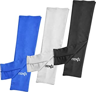 3 Pairs UV Protection Cooler Arm Sleeves for Bike Cycling/Hiking/Golf
