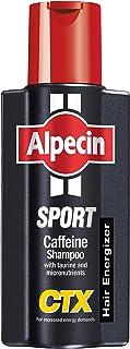 Alpecin Sport Caffeine Shampoo CTX with Taurine 1x 250ml   Natural Hair Growth for Men   Energizer for Strong Hair   Hair ...