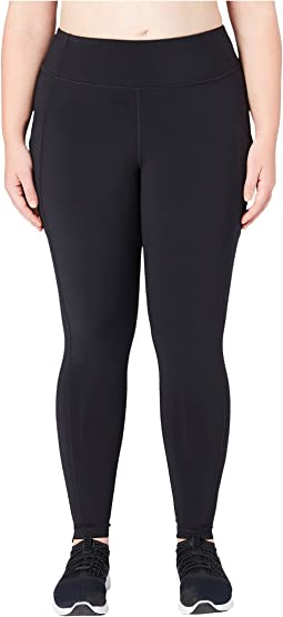 Onstride Plus Size Medium Waist Run Leggings