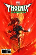 PHOENIX RESURRECTION RETURN JEAN GREY #1 DELL'OTTO VARIANT COVER PREORDER SHIPS LAST WEEK OF DECEMBER/1ST WEEK OF JANUARY MARVEL COMICS