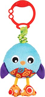 Playgro Wiggling Poppy Penguin Baby Infant Toy, Pack of 0