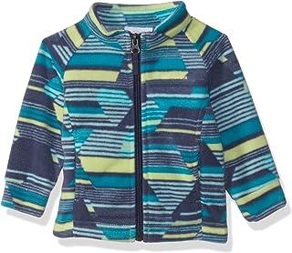 Columbia Baby Girls' Infant Benton Springs Ii Printed Fleece