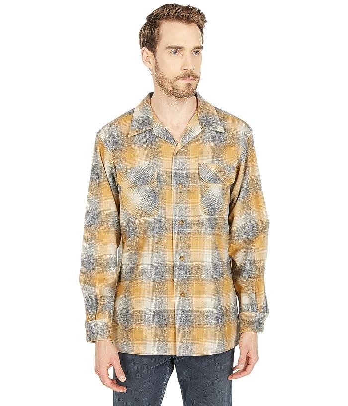 1950s Mens Shirts | Retro Bowling Shirts, Vintage Hawaiian Shirts Pendleton Board Shirt Classic Fit Mens Short Sleeve Button Up $149.00 AT vintagedancer.com