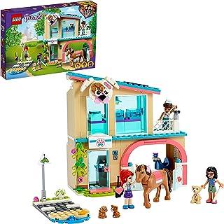 LEGO Friends Klinika weterynaryjna w Heartlake City 41446 — zestaw konstrukcyjny z Mią z serii LEGO Friends; kolekcjonersk...