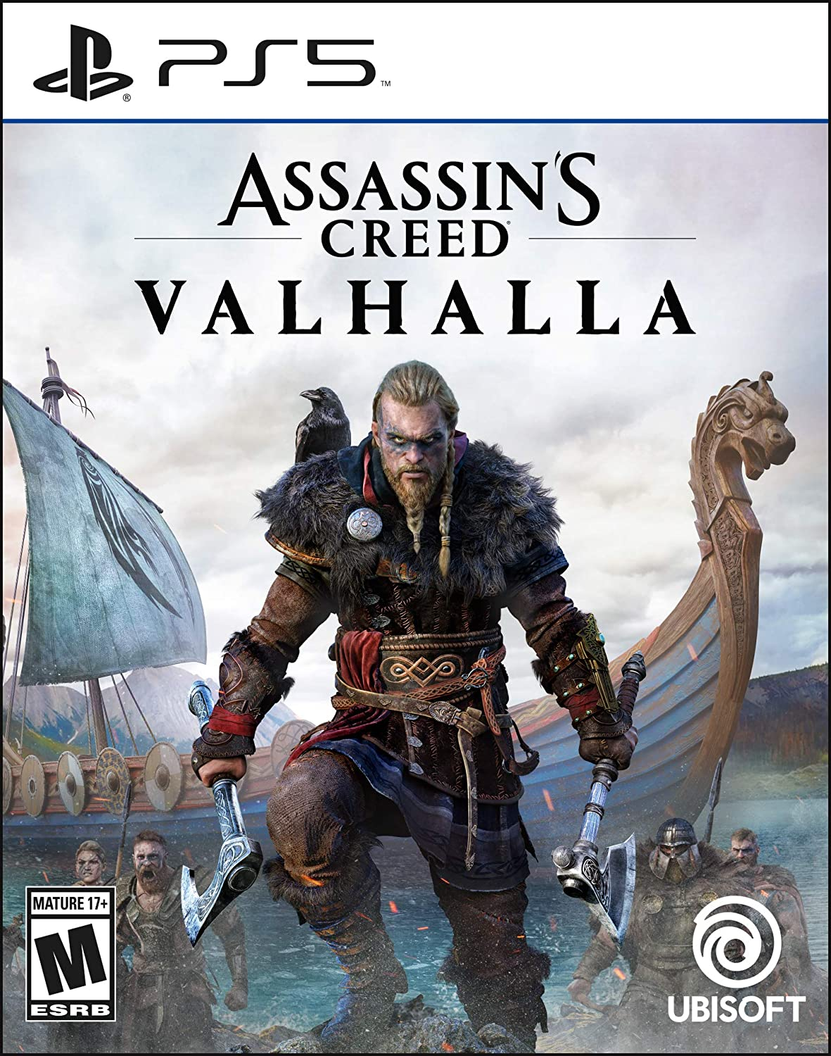 Assassin's Creed Valhalla PlayStation 5  Video Game   $24.99 Coupon