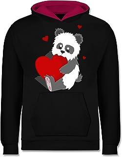 Suchergebnis auf für: panda hoodie mit ohren