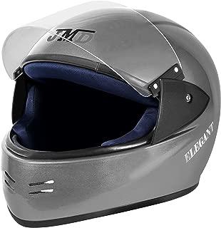 JMD Helmets ELEGANT Full Face (SILVER) M