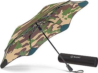 【正規輸入品】 ブラント XS メトロ (セカンド ジェネレーション) 折りたたみ傘 オートオープン カモフラージュ 6本骨 51cm グラスファイバー骨 耐風傘
