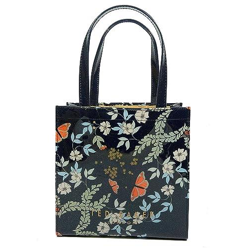 3cb04baf26a63b Ted Baker  Kyoto Gardens  Small Icon Bag Blue