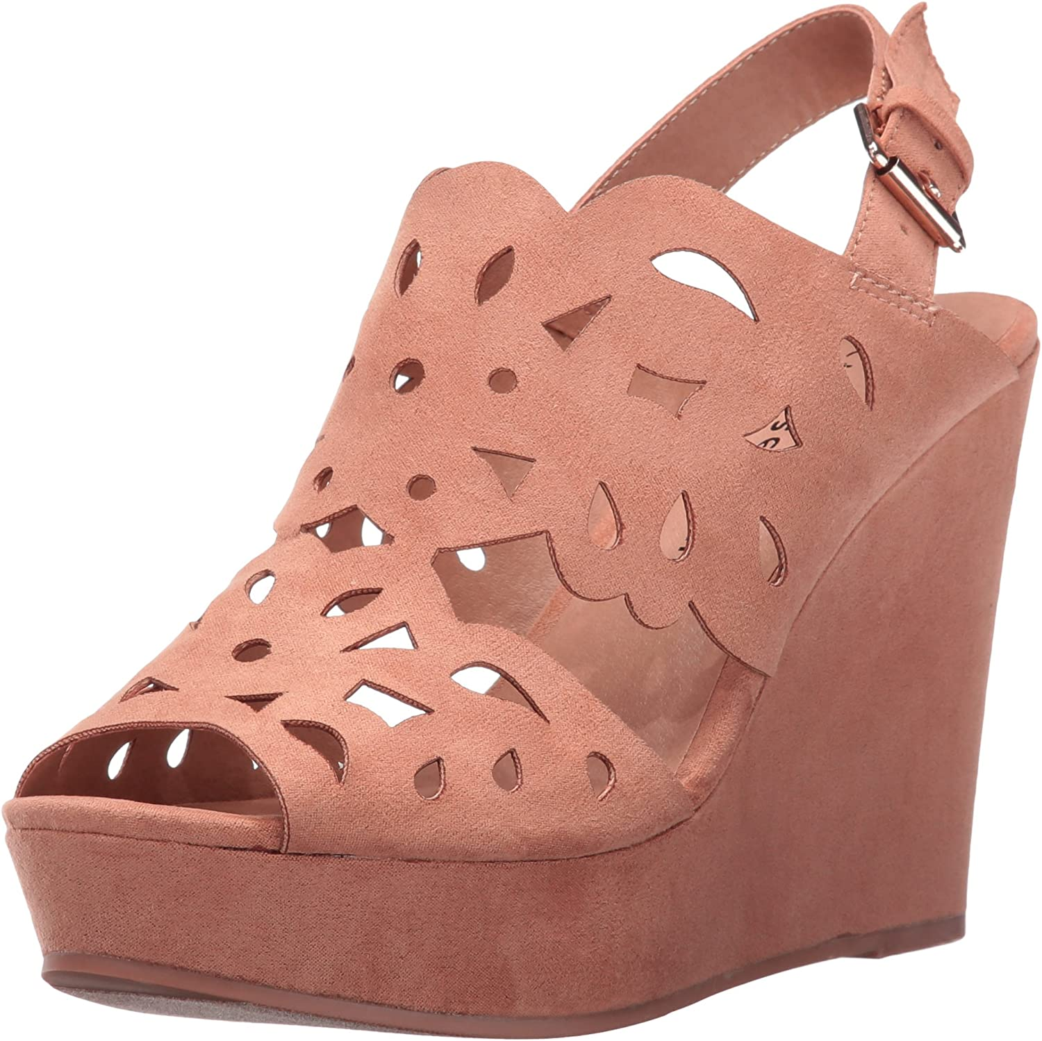 Chinese Laundry Women's In Max 81% Animer and price revision OFF Love Wedge Sandal