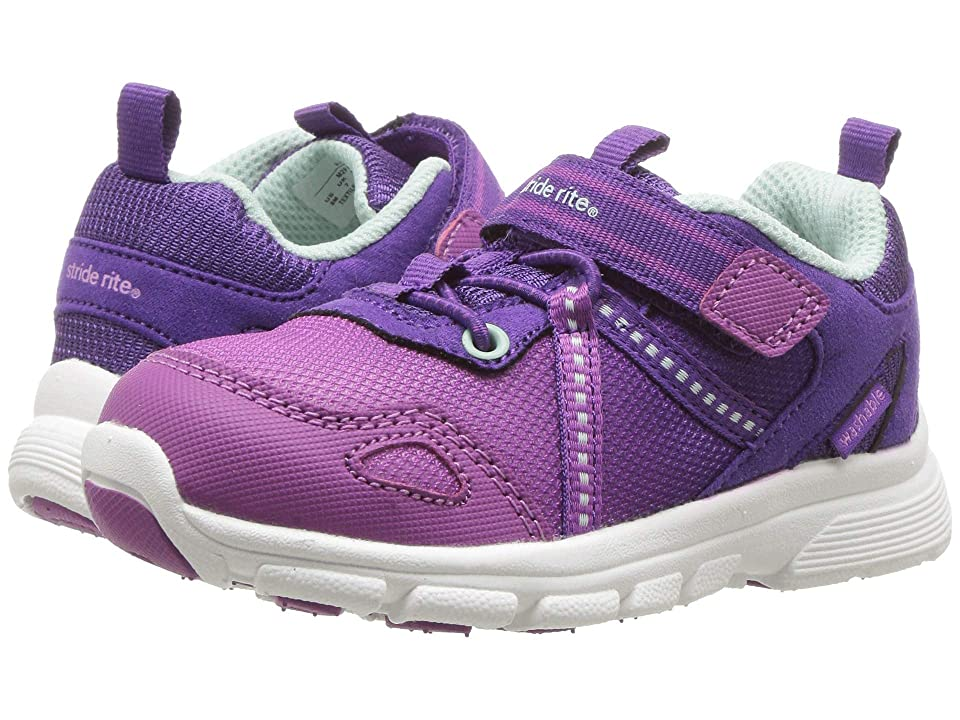 Stride Rite Made 2 Play Harley (Toddler/Little Kid) (Purple) Girl