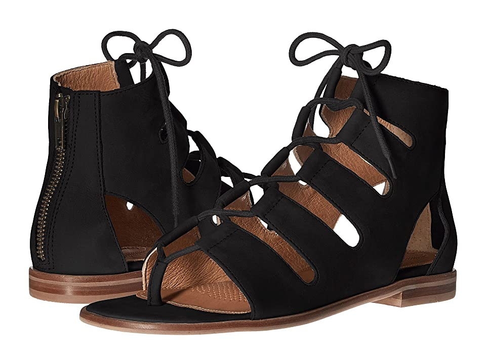 CC Corso Como Sunrise (Black Nubuck) Women