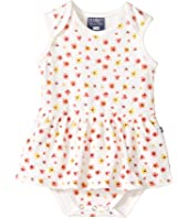 Toobydoo - Floral Bodysuit Dress (Infant)