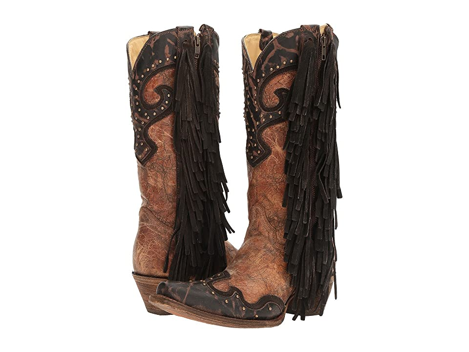 Corral Boots A3149 (Brown/Chocolate) Women