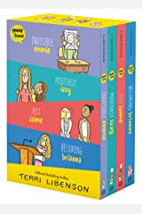 Emmie & Friends 4-Book Box Set: Invisible Emmie, Positively Izzy, Just Jaime, Becoming Brianna Paperback