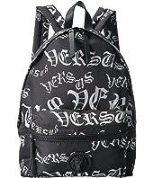 Versus Versace - Script Backpack