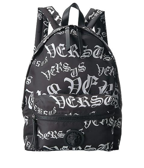 Versus Versace Script Backpack