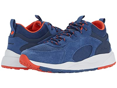 Columbia Pivottm Mid Waterproof (Carbon/Blood Orange) Men