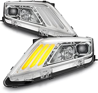 2010 ford fusion headlight assembly