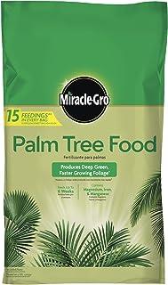 Miracle-Gro 1602210 Palm Tree Food, 20 lb