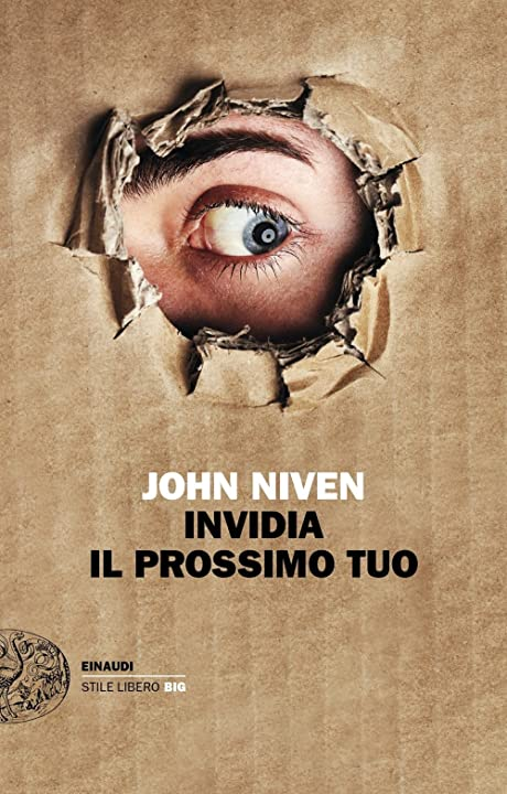 Invidia il prossimo tuo (italiano) copertina flessibile einaudi -  autore john niven 978-8806236526