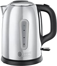 Russell Hobbs Coniston Stainless Steel Kettle Silver, 23760