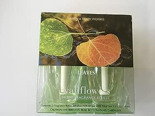 Bath and Body Works Leaves Wallflower Refill 2 Bulbs