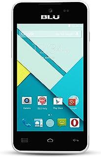 BLU Advance 4.0L Unlocked Smartphone -US GSM - White