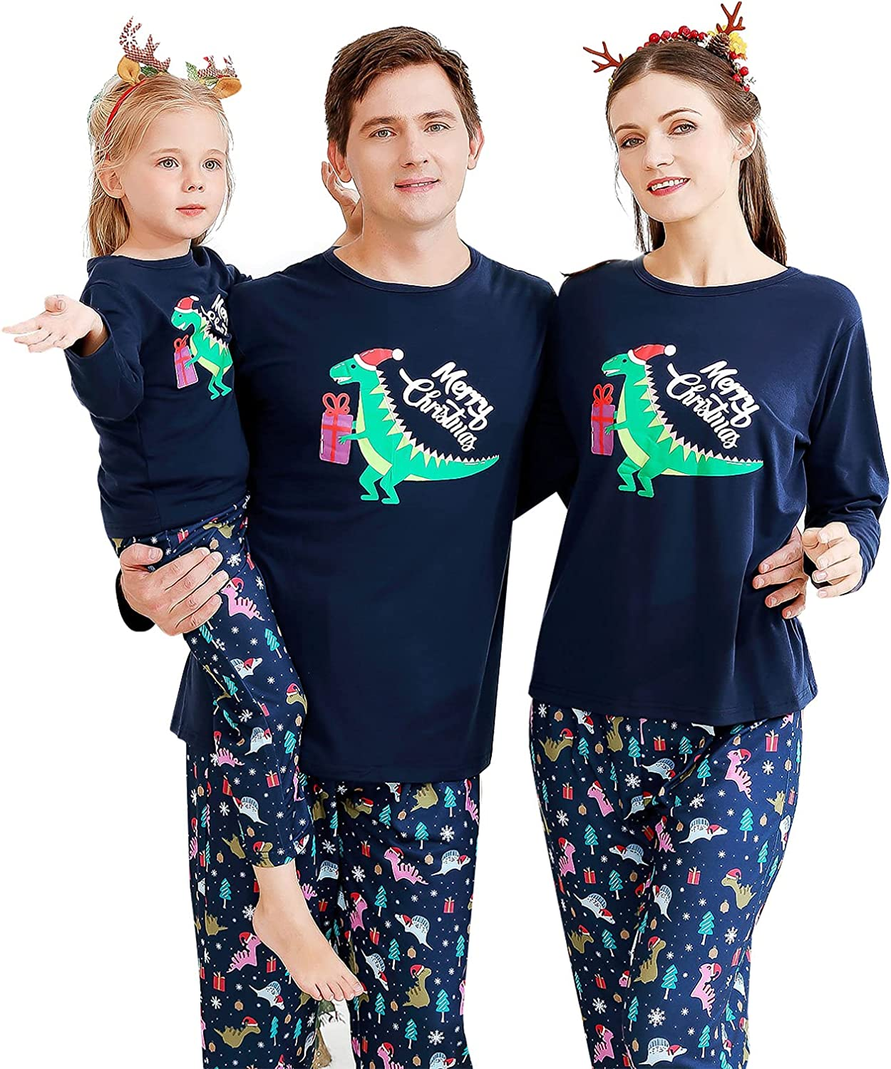 SVTEOKO Christmas family matching outfits,family outfits matching sets