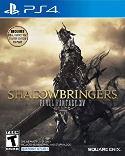 FINAL FANTASY XIV: Shadowbringers - PlayStation 4