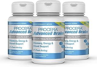 Procera Health Advanced Brain Boost Memory Support