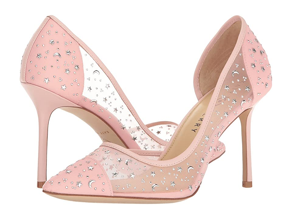 Katy Perry The Anne (Pink/Soft Pink Mesh/Nappa) Women