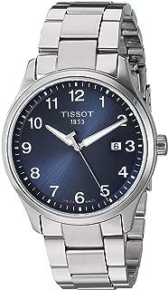 Tissot Mens Gent XL Swiss Quartz Stainless Steel Casual Watch (Model: T1164101104700)