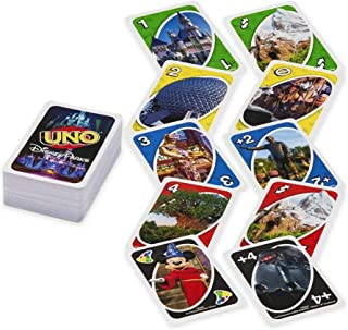 Disney Parks UNO Card Game in Tin