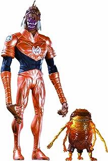 DC Direct Blackest Night: Series 3: Orange Lantern Larfleeze Action Figure