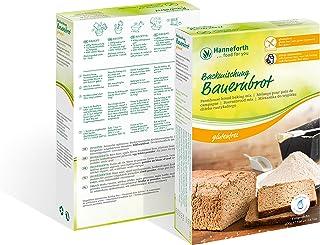 Glutenfreie Backmischung Bauernbrot   6400g   Hanneforth