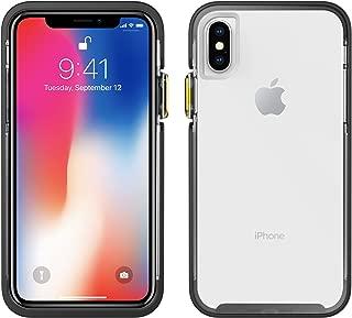 iPhone X Case   Pelican Ambassador iPhone X Case (Clear/Black)