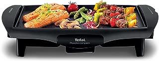 Plancha cocina Tefal CB5005,1800w,抗腐蚀。