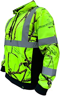 SafetyShirtz SS360 Backwoods Safety Hoody ANSI Class 3