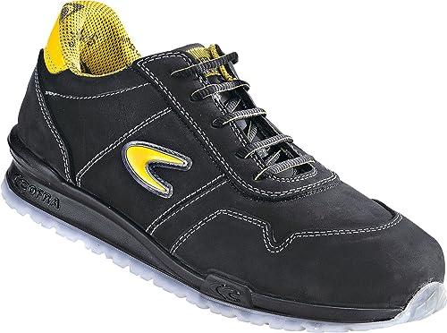 Cofra 78500-001.W46 Coppi S3 SRC Chaussure Chaussure de sécurité Taille 46 Noir  bon shopping