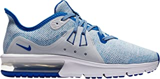 Nike Air Max Sequent 3 (gs) Big Kids 922884-401 Size 6.5 Blue/White