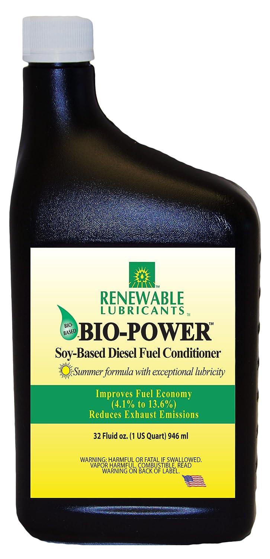Renewable Lubricants Bio-Power Summer 1 SALENEW very popular! Fuel Diesel price Conditioner