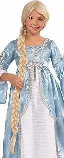 Princess of the Tower Girls Costume Wig - Child Std.