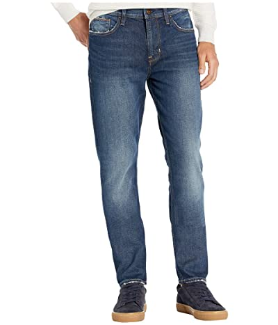 Hudson Jeans Axl Skinny Zip in Title (Title) Men