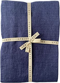 Aprioria - 100% Linen Towel. Soft, Light, Versatile. for Face, Hands, Kitchen, Bath, Fitness- Premium Quality, Highly Abso...