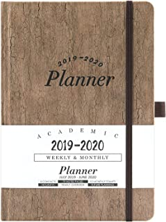 Clearance Sale! Planner 2019-2020 - Weekly & Monthly Planner with Tabs, 5.75