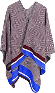 XueXian Winter Warm Tweed Large Pashminas Shawl Wraps for Womens